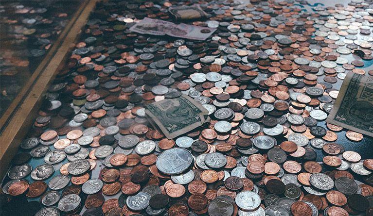 pieniądze - obrazek stockowy