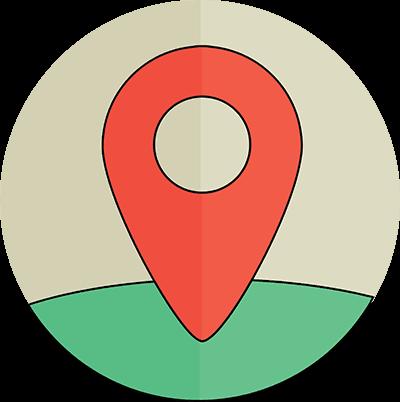 Ikonografia - lokalizacja